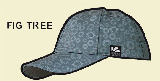 rejoice FIG TREE  Kšiltovka s pružnou gumou po celém obvodu hrdla kšiltovky.  Originální celoplošný tisk. materiál 95% bavlna cd30e82bde